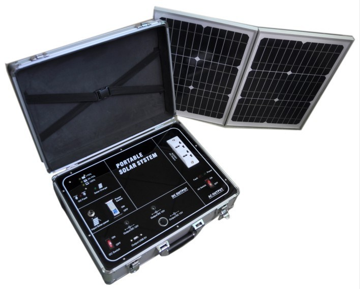 China 500W Solar Panel Portable Solar Power Box Photos & Pictures ...