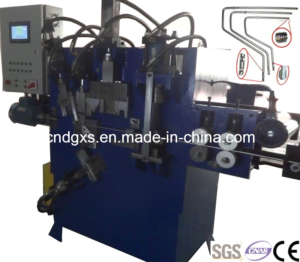 2016 Automatic Paint Roller Frame Making Machine (GT-PR-8R)