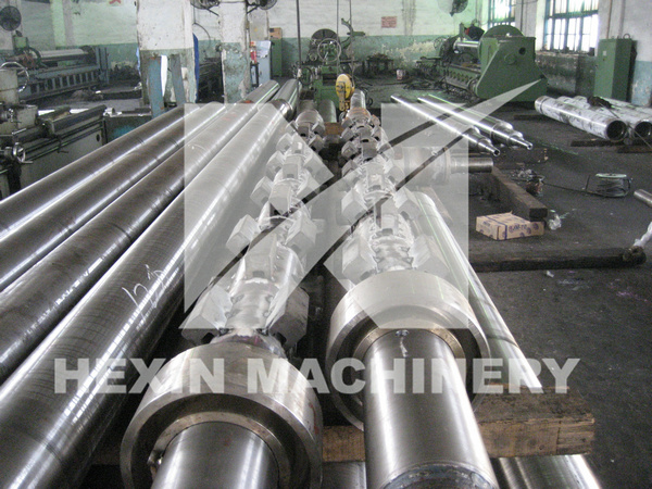Furnace Rolls Dry and Water Cooled Hearth Rolls