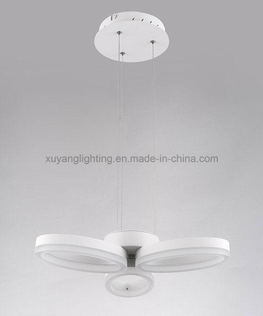 LED Petal Light, Pendant Light for Dining Room