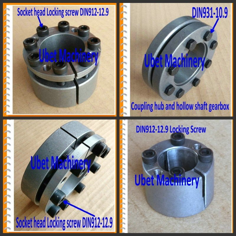 Msm 12mm Clamping Bushes for Shaft Fixing (MSM 61521200, MSM-N 615 992 10)