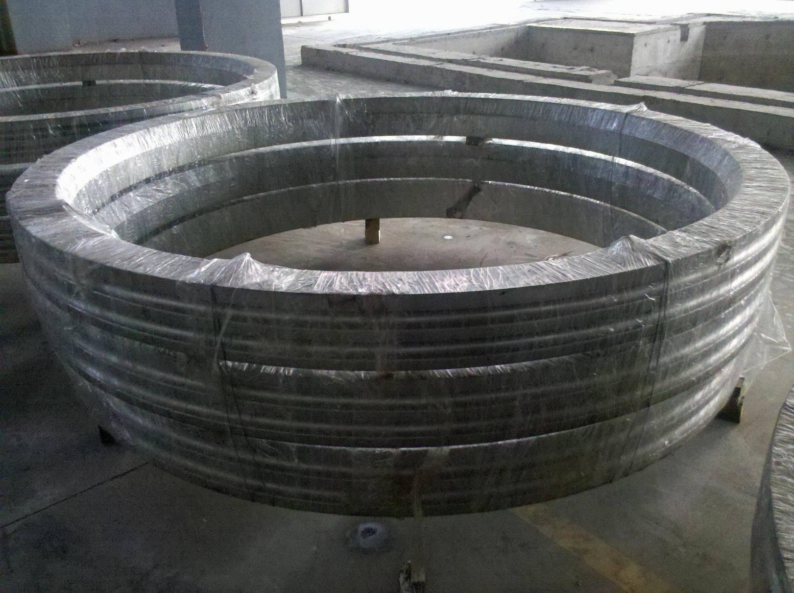 Inner Rings for Gee′s Wind Turbine Slewing Rings