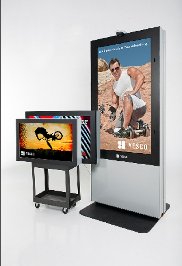 55inch LCD Advertising Products of Outdoor Kiosk