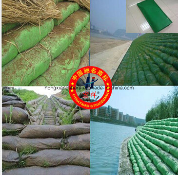 Geobag Sand Bag PP Non Woven Geotextile Bag Vegetative Bag