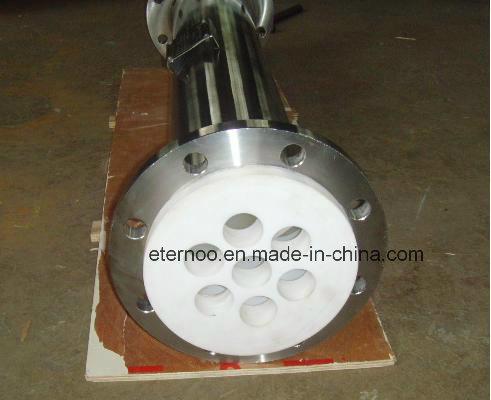 Anti Corrosion Static Mixer/Pipe Mixer Made of PVDF, PVC, PP, Ss316