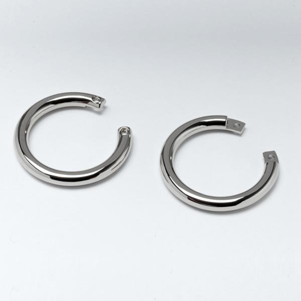 Fashion Metal Hardware Decorative Bag Accessories (JhJaZ9051-EL-CC)