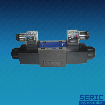 Hydraulic Oil Solenoid Operated Directional Valves
