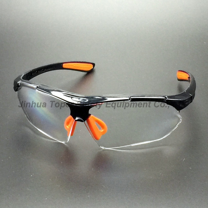 High Quality Sporty Type Safety Goggles with Soft Pad (SG115)
