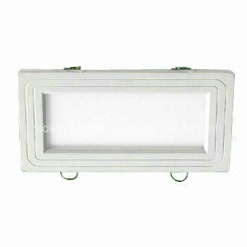 1000lm 12W LED Panel Light SMD 3014 Ultra-Thin CE RoHS
