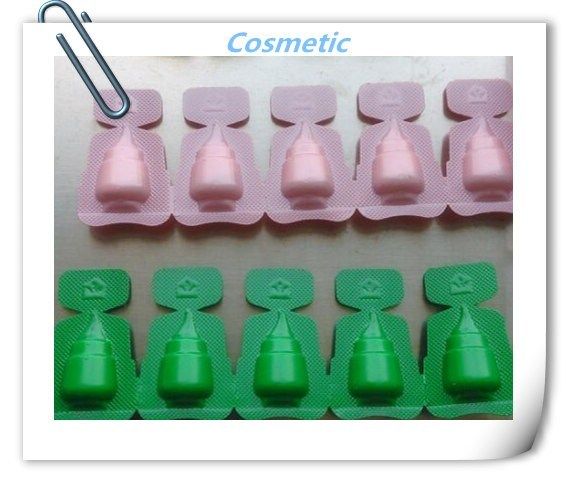 Plastic Ampoule Filling Sealing Machine for Pharmaceutical and Cosmetic