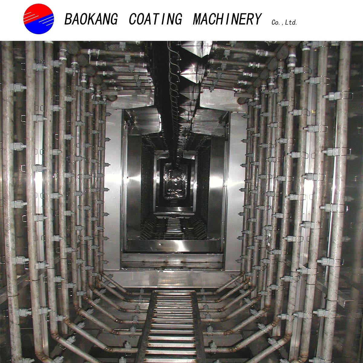 Automatic Spraying Pre-Treatment for Powder Coating