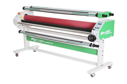 (MF1600-M1) Heat-Assist Cold Lamination Machine