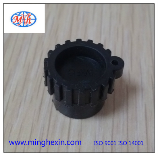 Black Precision Component Cap Withe ISO SGS