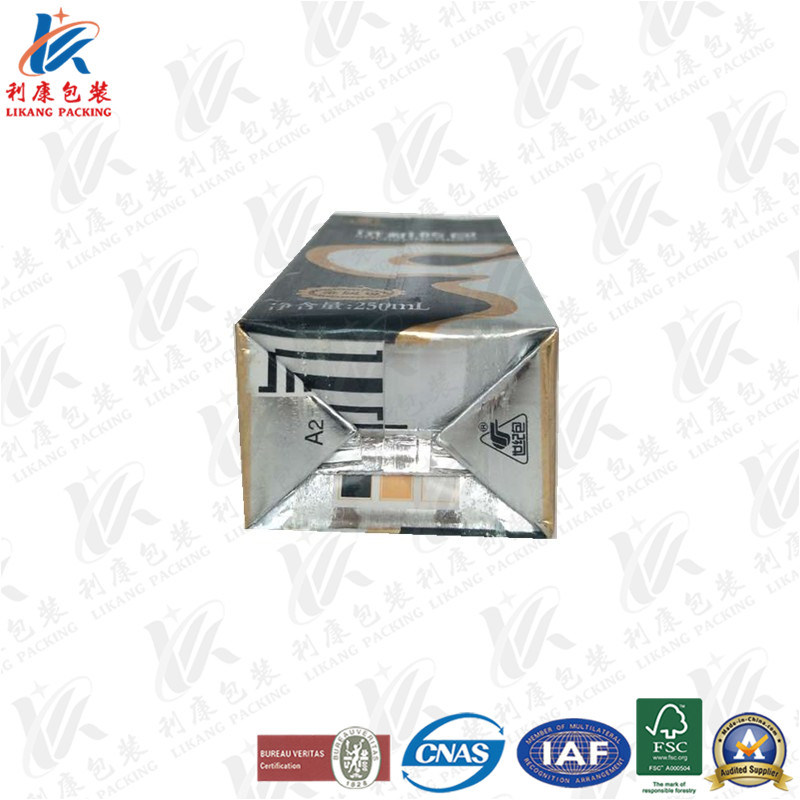 China High Quality Aseptic Brick Carton for Juice and Milk