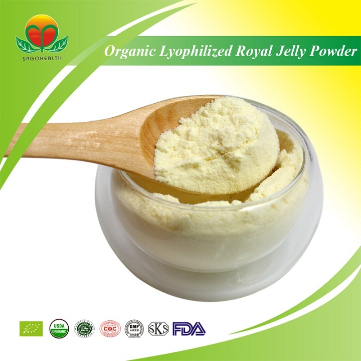 Manufacture Supply Organic Roayl Jelly Powder