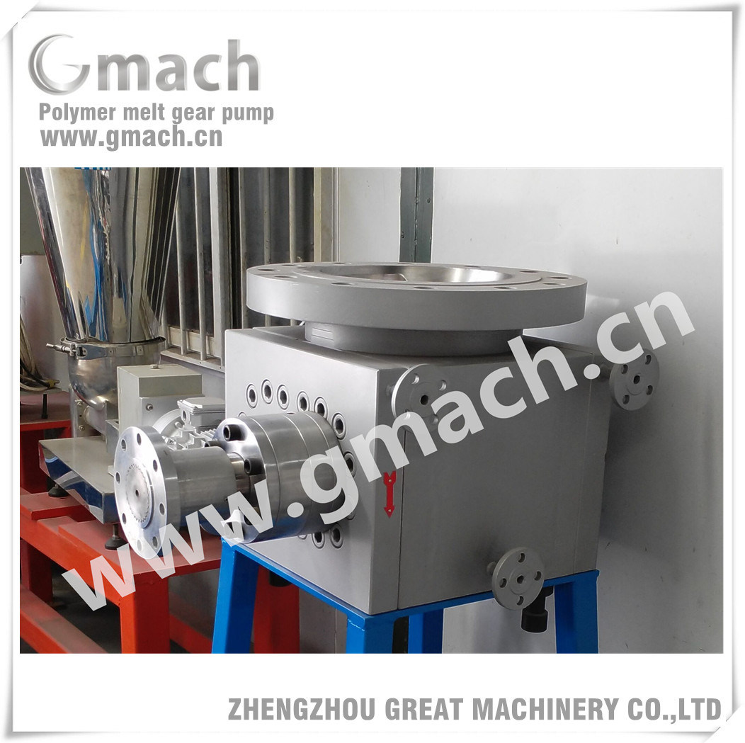 Polymer Conveying Melt Pump Discharge Pump