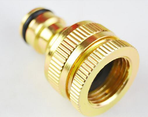 Brass Compression Fittings Reducing Straight Coupler