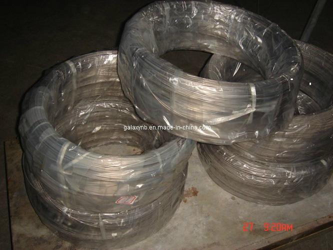 Pure Molybdenum Coil Wire Mo1