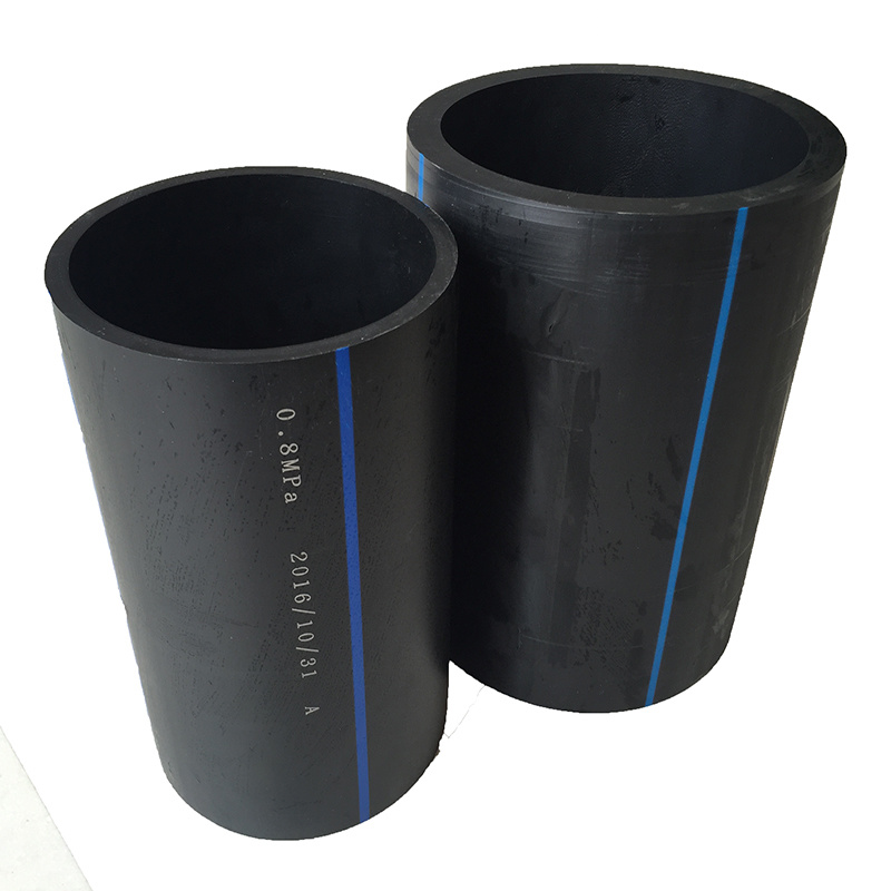 Full Range Diameter PE Drain Tube
