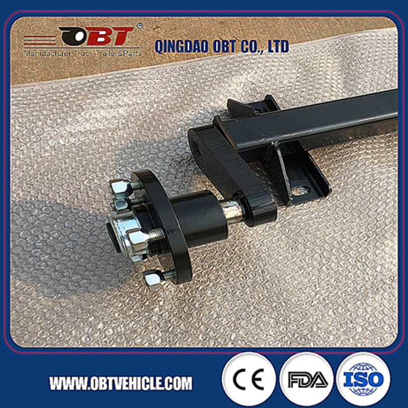 All Size Trailer Rubber Torsion Bar Axle for Camper Trailer