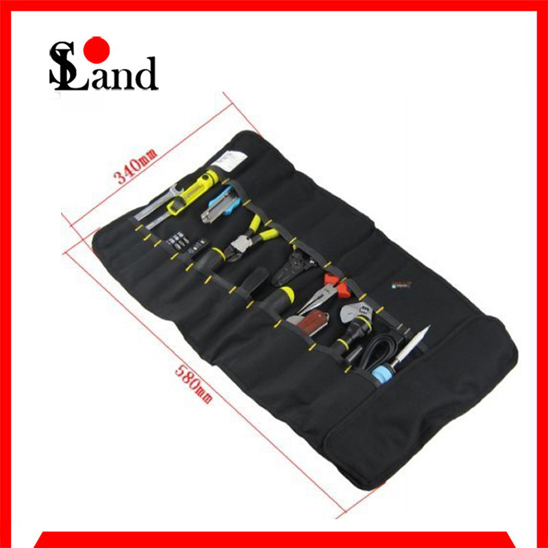22-Pocket Socket Tool Roll Pouch / Bag / Carrier
