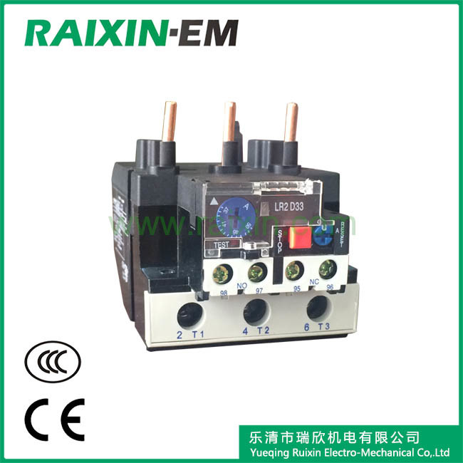 Raixin Lr2-D3365 Thermal Relay