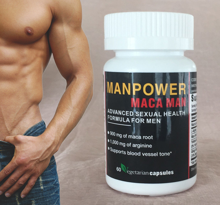 Private Label Man Power Formula with American Ginseng