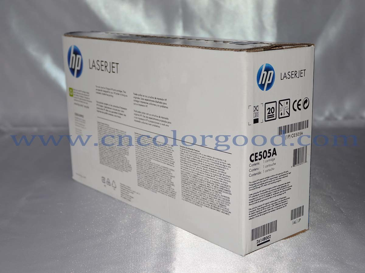 Original Q2612A/80A/83A/78A/85A/05A/36A Toner Cartridge for HP Laserjet Printer