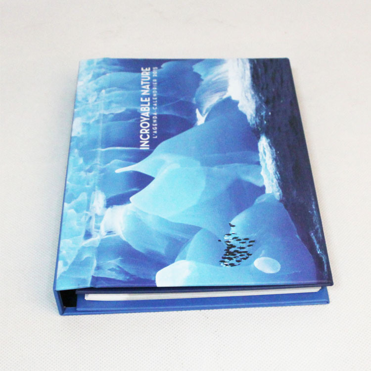 High Quality Paper Diary Spiral Notebook