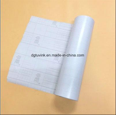 Transparent Customize Window Glass Vehicle Car Self Adhesive PVC Vinyl Sticker Roll Printing Media