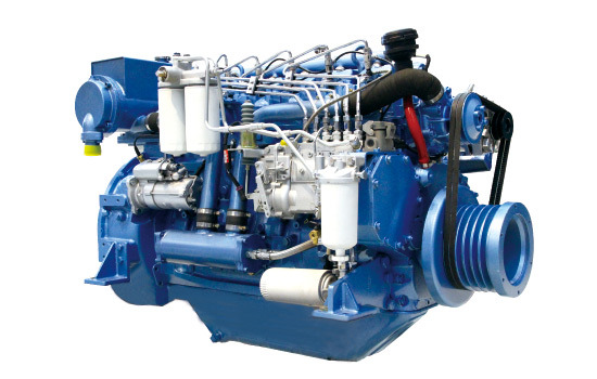 Weichai Wp4 Series (WP4C82-15) Marine Diesel Engine for Ship (60-103kW)