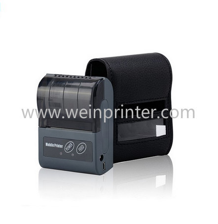 2 Inch Mini Printing Machine Working with Scanner Mmp-II