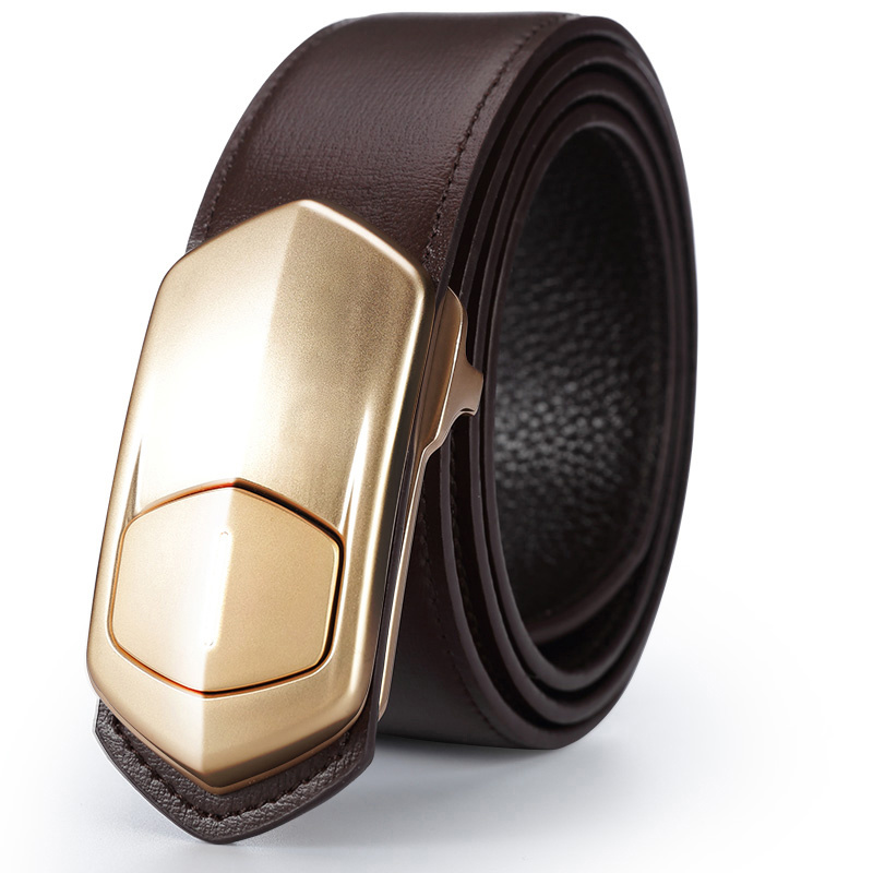 Smart Leather Belt Phone Anti-Lost for Men