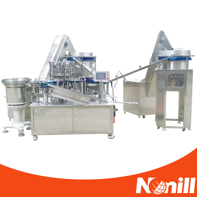 Two Part Syringe Making Machine