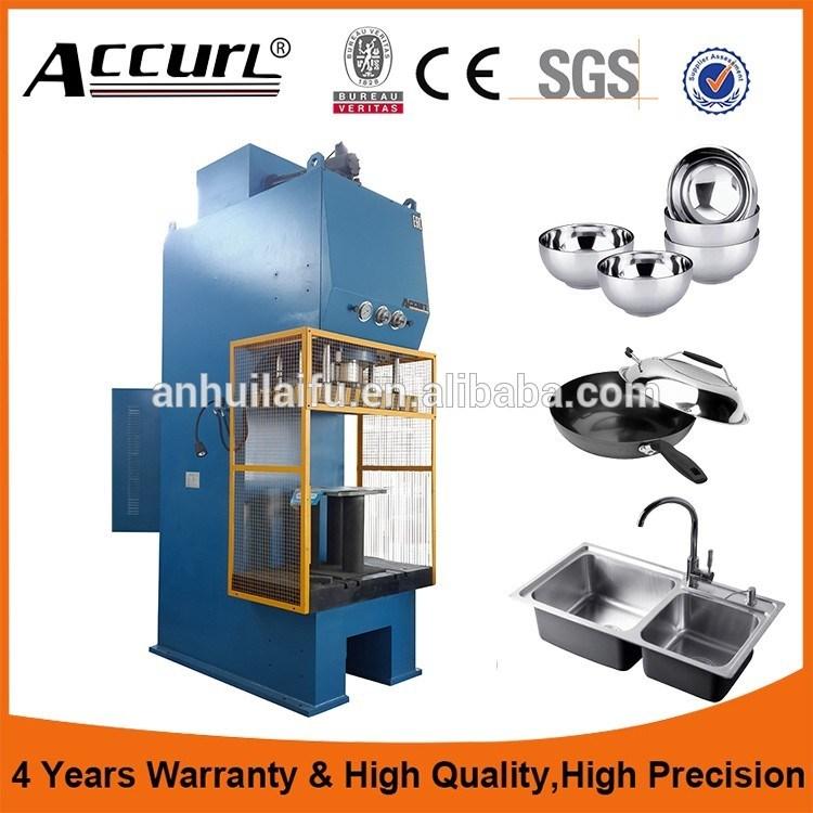 C Frame Single Column Hydraulic Press