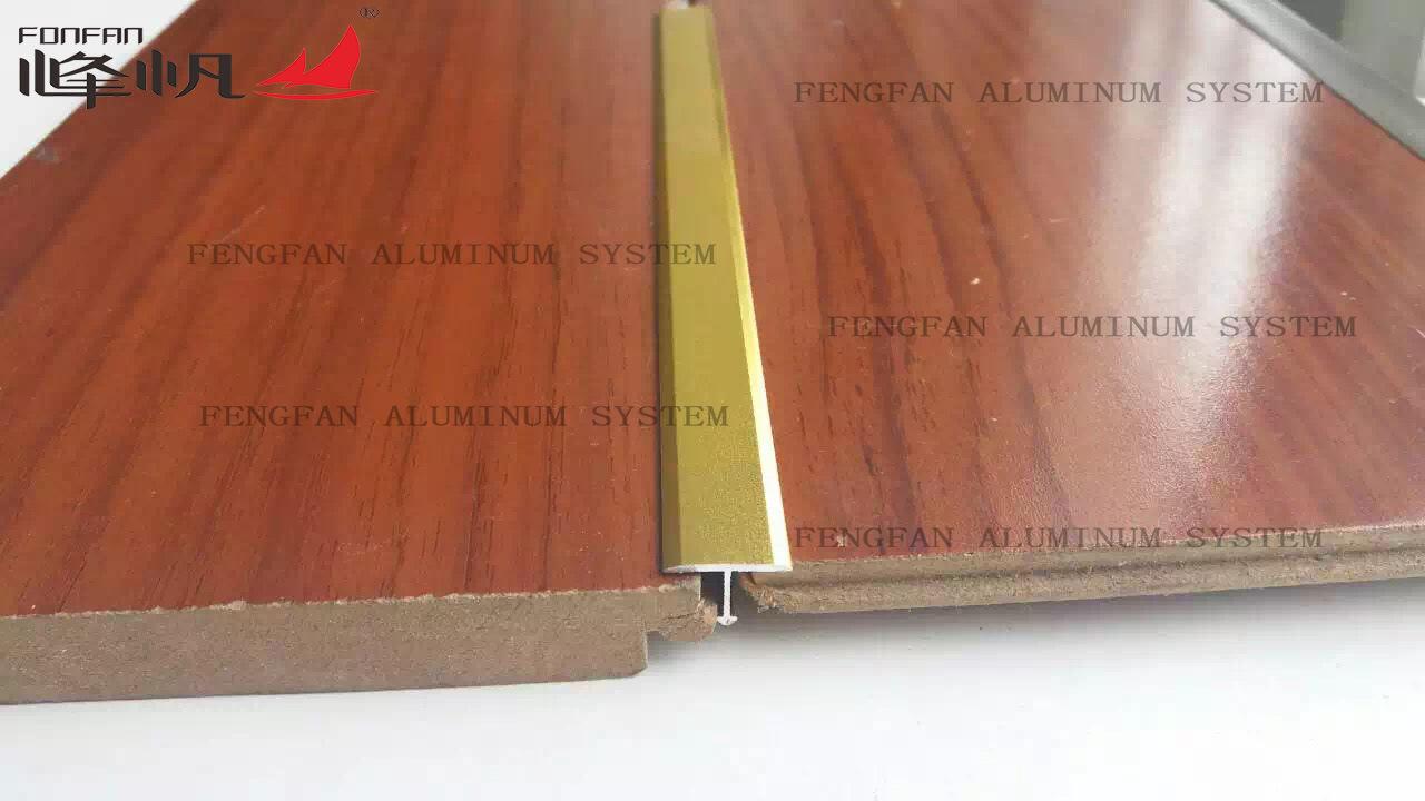 Aluminum T Shape Flooring Profile