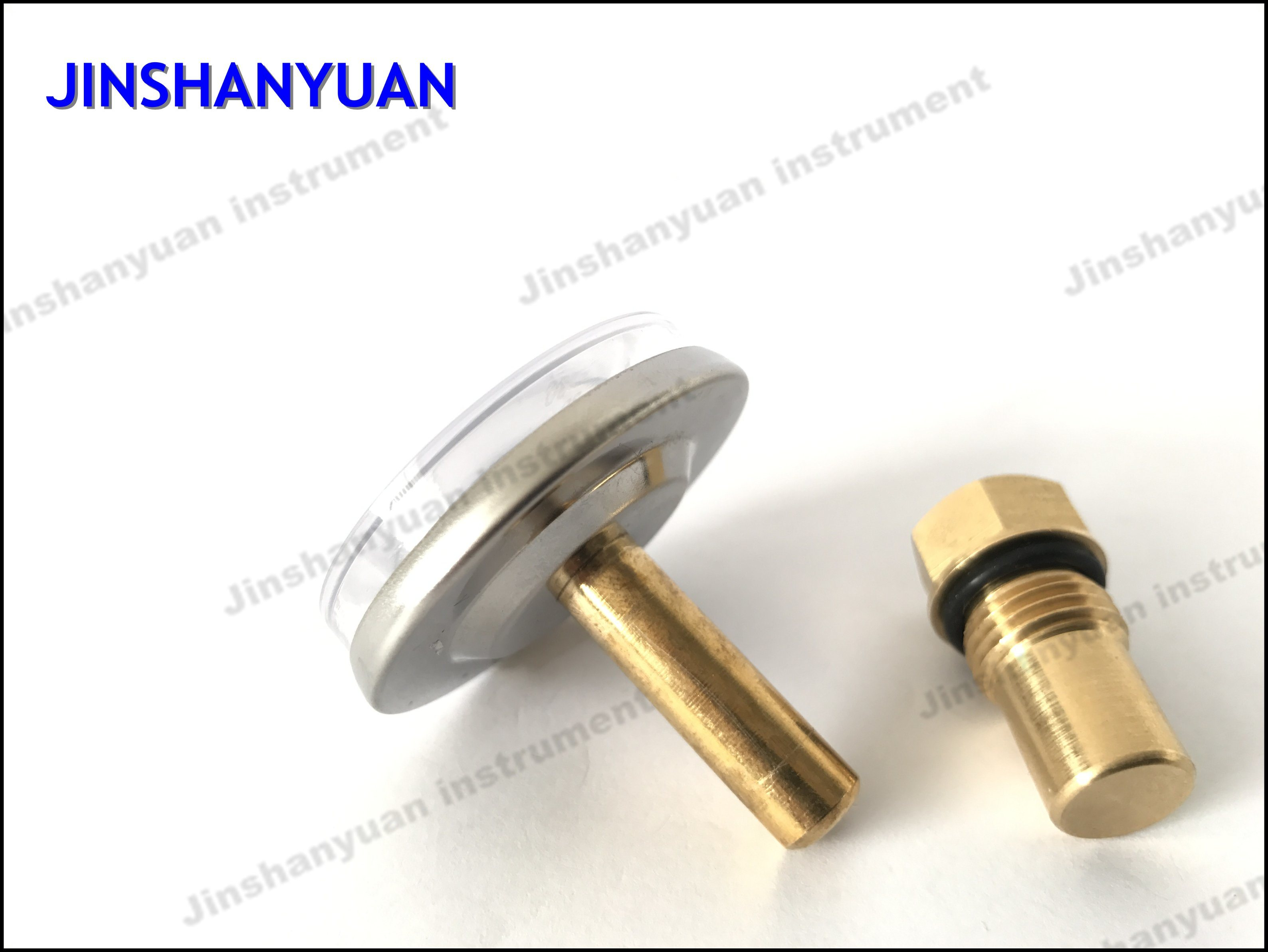 Bt-002 Stainless Steel Thermometer-Sliding Connector Thermometer