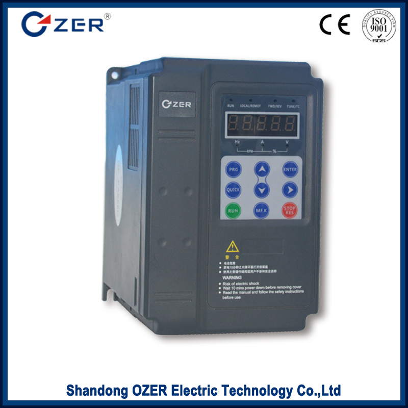 380V Power VFD, AC Electronic Frequency Converter