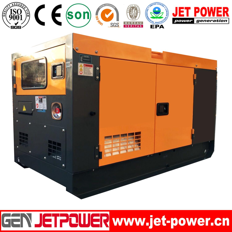 China 20kw Ricardo K4100d Engine Diesel Generator Price 25 kVA