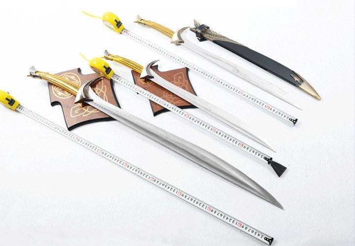 Replica Orcrist Sword From Hobbit/Movie Sword