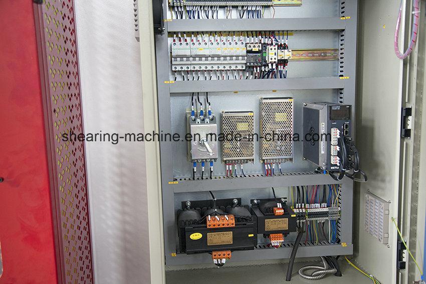 Jsd 250t Hydraulic Press Brake with Delem CNC Controller