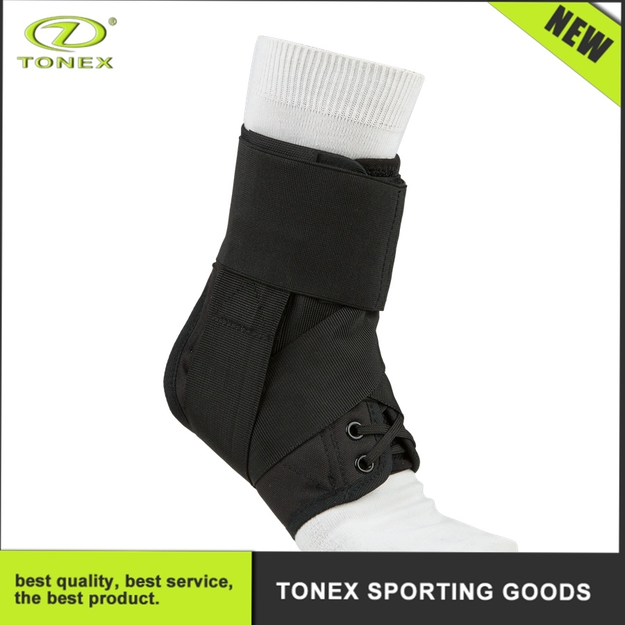 High Breathable Walker Brace Compression Foot Sleeve for Ankle Support Brace