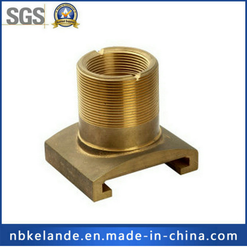 Brass Custom Made CNC Machine Part