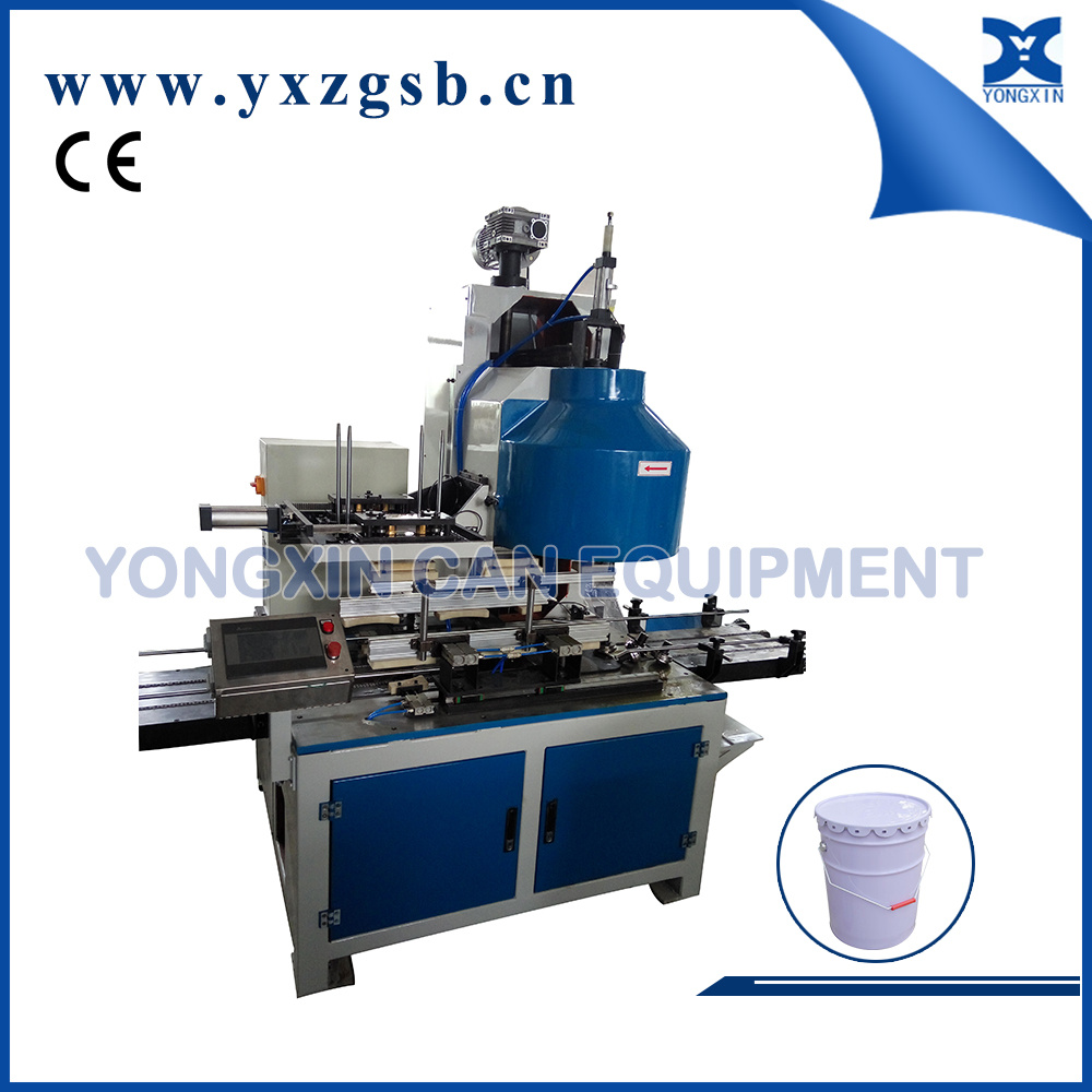 10-20L Complete Round Pail Drum Can Full Line Making Machine