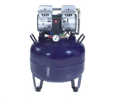 Oil Free Compressor with Ce Approval (One for Two)