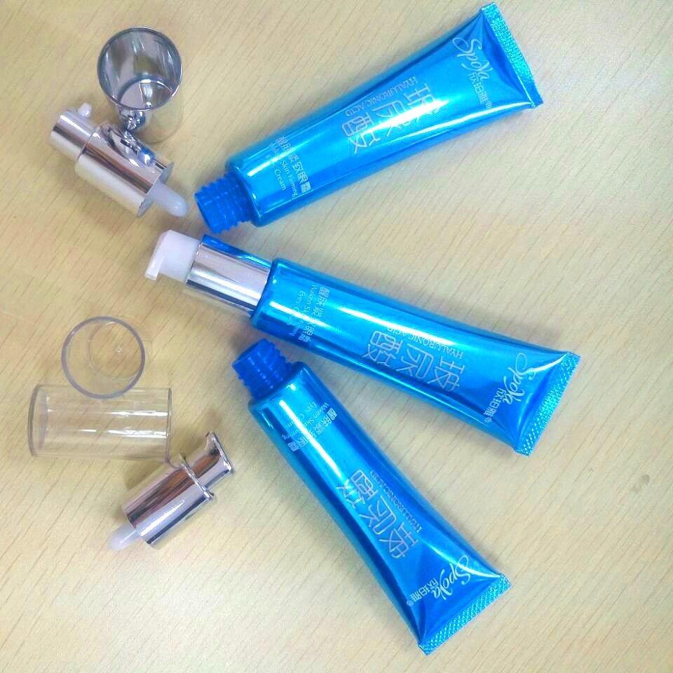 Ployfoil Eyes Cream Packaging Tube