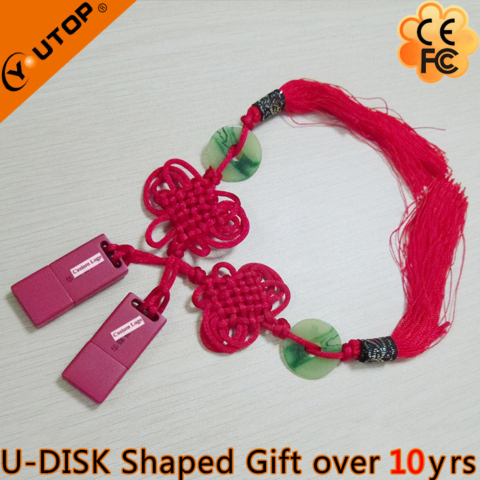 Hot Selling Festerval Promotion Gifts with USB Pendrive (YT-3218-03)