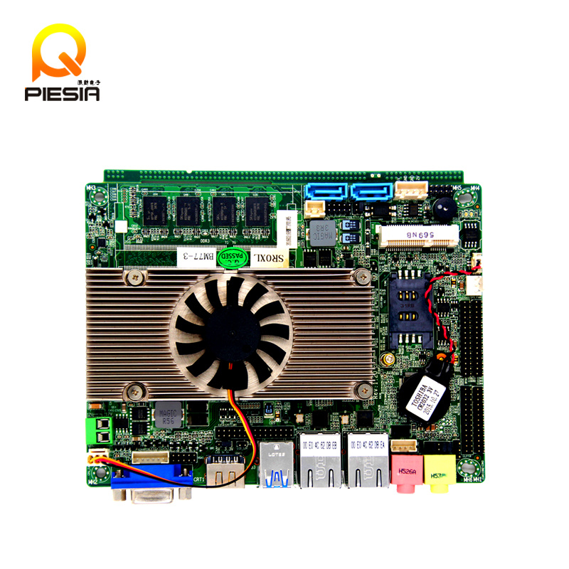 Dual Core Motherboard Onboard 2GB /4GB RAM, 2*USB 3.0 Port 6*USB 2.0 Expansion Header