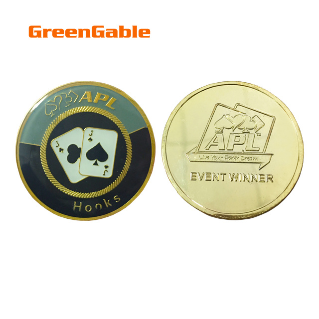 High-End Private Custom Casino Play Poker Chips