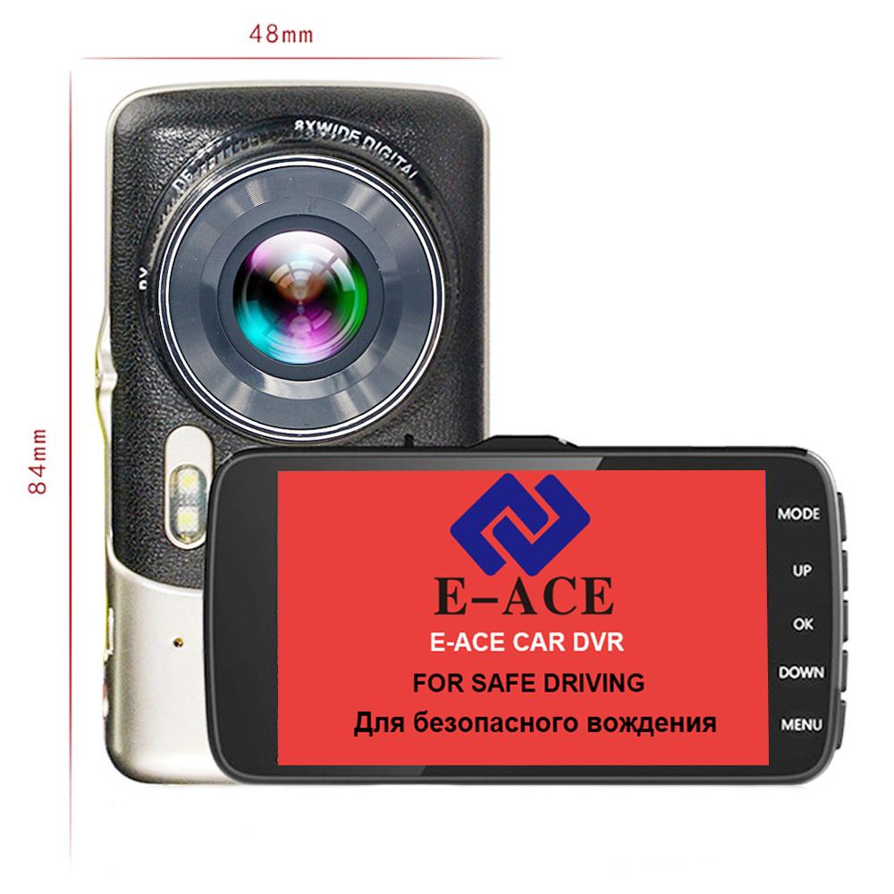 Mini Portable Dual Camera Lens Video Recorder